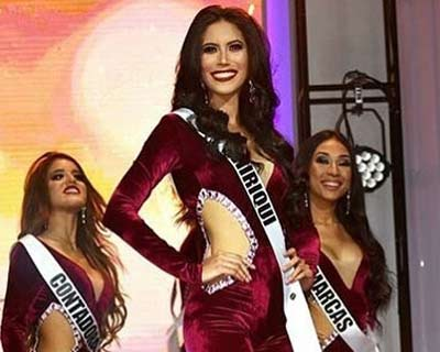 Señorita Panamá 2019 candidates outperform at the Preliminary competition
