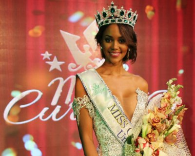 Miss Universe Curacao : News