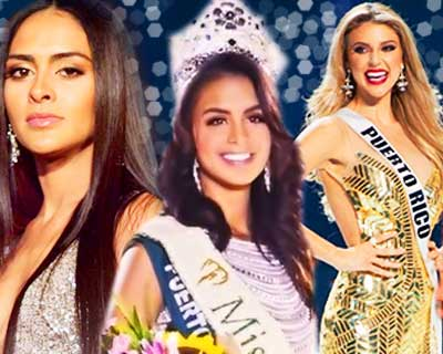 2019- The most successful year for Puerto Rico in pageantry