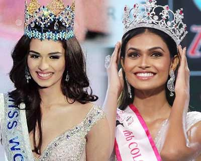 India dominates at Miss World through the decade