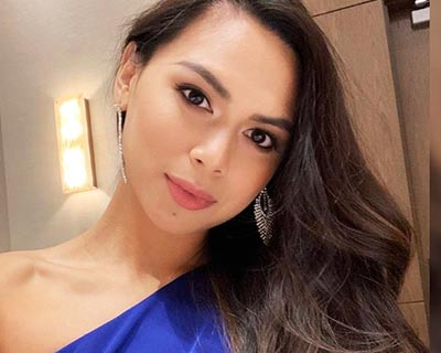 Denise Gloren Guelos crowned Miss Earth Canada 2020