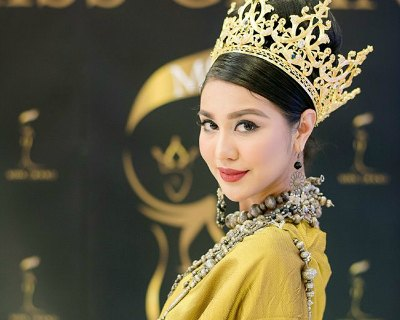 Ariska Putri Pertiwi to attend the finals of Miss Grand Netherlands 2017