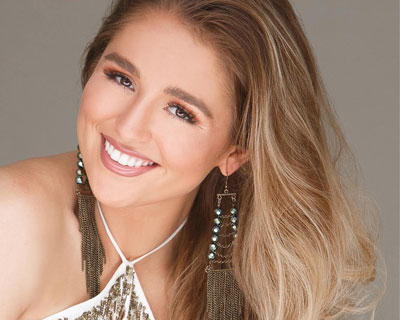 Margana Wood crowned as Miss Texas 2017 for Miss America 2018
