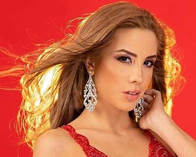 Iciar Díaz Camacho crowned Miss World Bolivia 2019