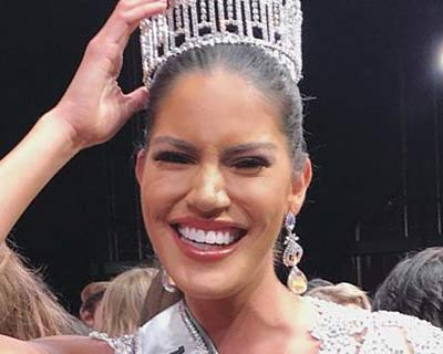 Cecilia Rodriguez crowned Miss New Mexico USA 2020 for Miss USA 2020