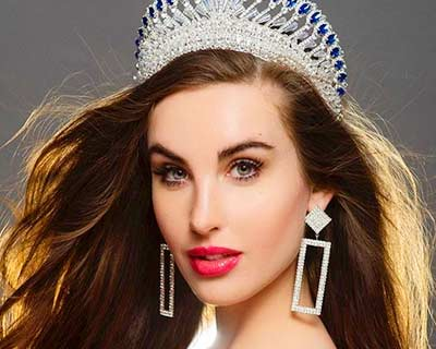 Illinois' Christina Engel rising as a mega-favourite for Miss Supranational USA 2020