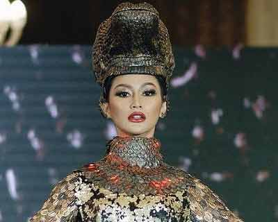 Indonesia's Ayu Maulida to don 'Komodo Dragon' inspired national costume at Miss Universe 2020