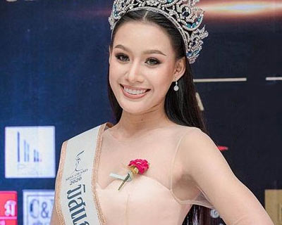 Ying Sukanthachan Kao crowned Miss Grand Phitsunulok 2020 for Miss Grand Thailand 2020