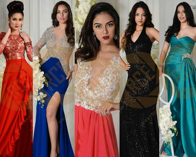 Meet the Contestants of Miss Mundo Honduras 2017