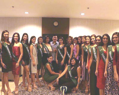 Miss Philippines Earth 2017 Talent Singing Competition Winners Announced