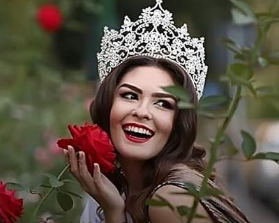 Alexandra Stroe crowned Miss Supranational Romania 2019