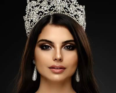 Andreea Coman crowned Miss International Romania 2019