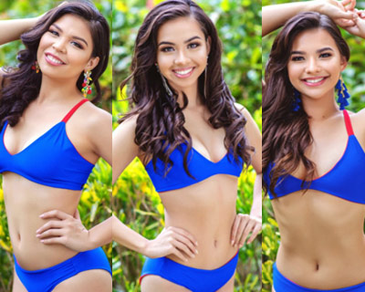 Miss World Guam 2018 Top 3 Hot Picks by Angelopedia