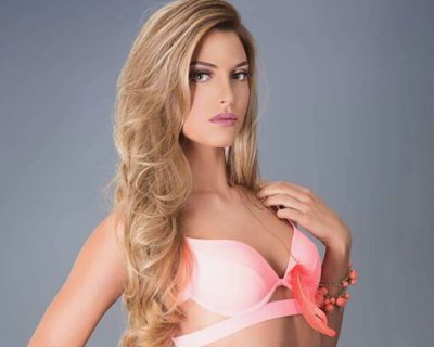 Gessica Fiume Turri to represent Venezuela at Miss World 2016?