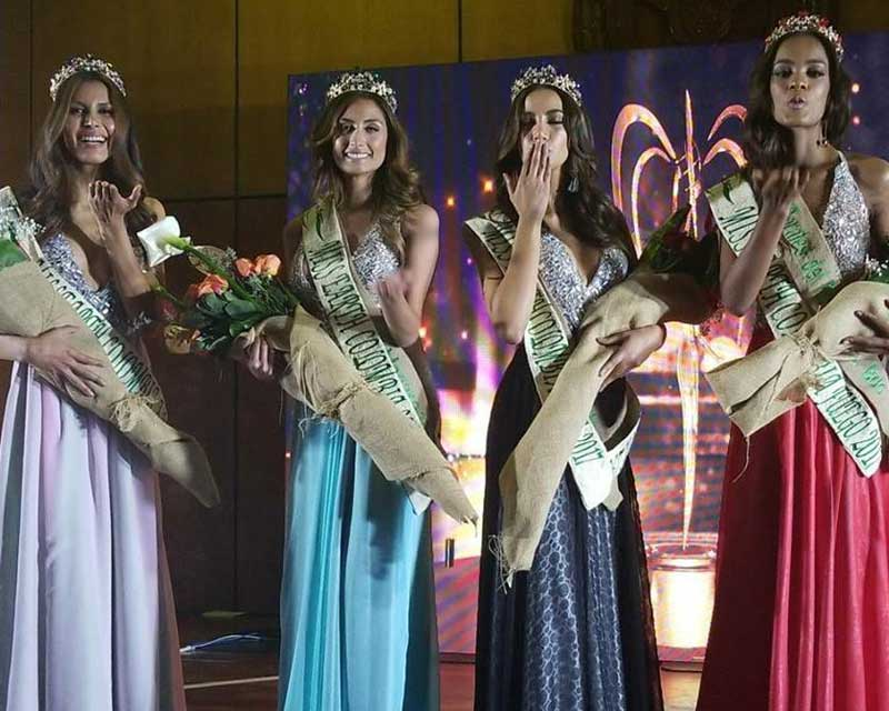 Juliana Franco crowned Miss Earth Colombia 2017