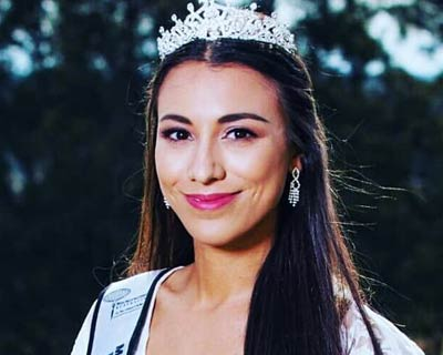 Monique Shippen crowned Miss International Australia 2019