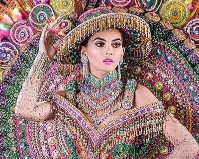 Nicaragua's Ana Marcelo to represent joy and tradition of 'La Gritería' through her national costume at Miss Universe 2020