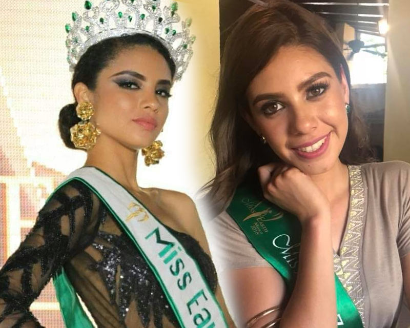 Miss Earth Mexico 2018 Eco Warrior Challenge Results