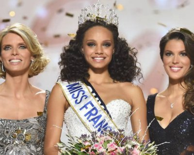Alicia Aylies faces racism after winning Miss France 2017