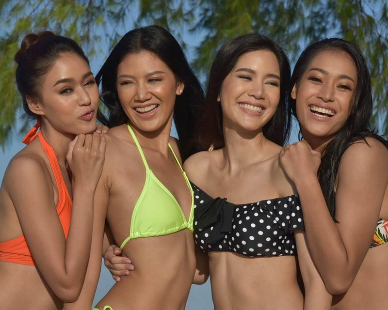 Miss Universe Thailand 2018 Live Stream and Updates