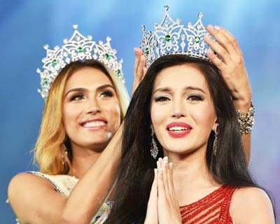 Miss International Thailand 2016 Road to Crown