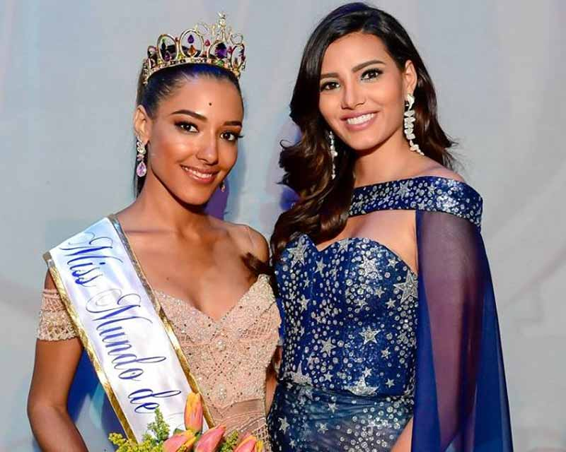 Dayanara Martínez crowned Miss World Puerto Rico 2018 for Miss World 2018