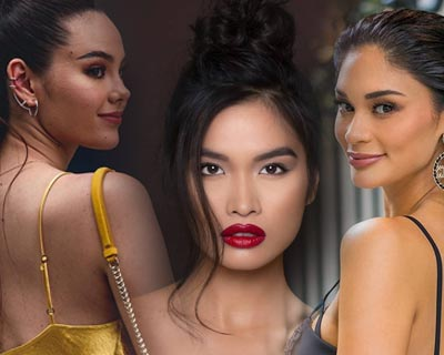 Filipina beauties dazzle at the New York Fashion Week 2019