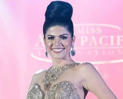 Miss Asia Pacific International 2018 Top 5 Question and Answer Round