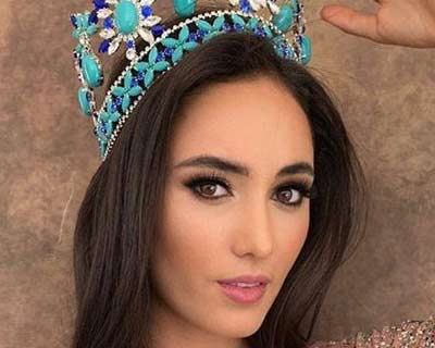 Karolina Vidales emerging as the potential winner of Miss Mexico 2020