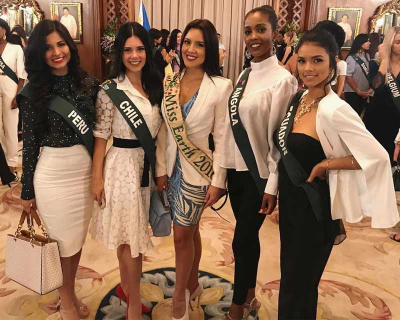 Miss Earth 2017 Live Stream and Live Updates