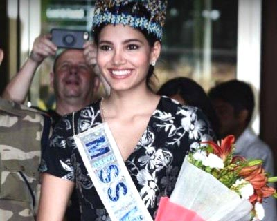 Stephanie Del Valle to attend the finals of Femina Miss India 2017