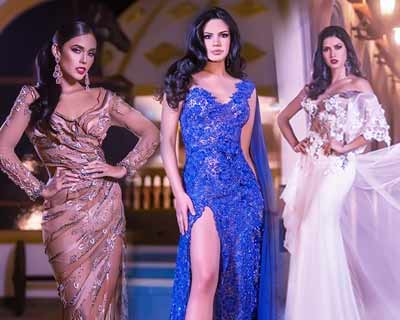 Miss Universe Peru 2019 Top 3 Hot Picks