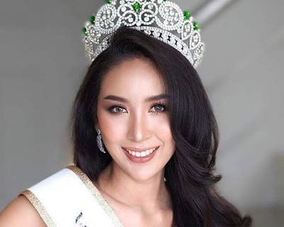 Janis Thansorn crowned Miss Grand Krabi 2020 for Miss Grand Thailand 2020