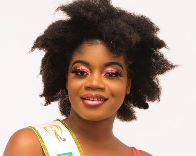 Miss Earth Liberia 2020 Robell Hovers embarks on her Eco-Project