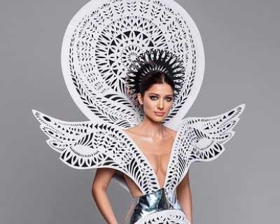 Ukraine's Liza Yastremskaya to wear 'Dusha-Vytynanka' national costume at Miss Universe 2020