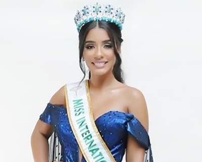 Meet the recently crowned Miss International Dominican Republic 2019 Zaidy Bello