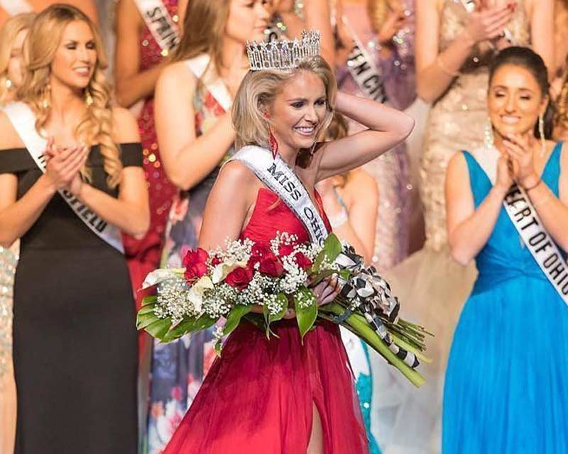 Deneen Paige Penn crowned Miss Ohio USA 2018 for Miss USA 2018