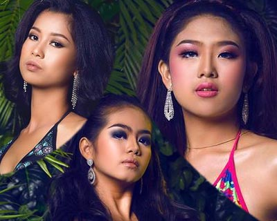 Miss Earth Myanmar 2017 Meet the Contestants