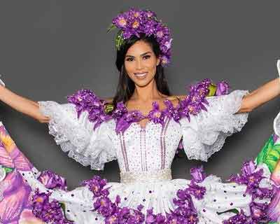 Costa Rica's Ivonne Cerdas to wear 'La Guaria' inspired national costume at Miss Universe 2020
