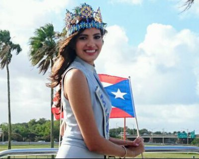 Stephanie Del Valle receives grand homecoming in Puerto Rico