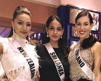 Miss Universe New Zealand 2018 Full Results Live Update