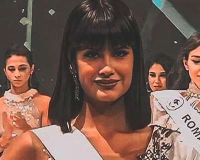Peru's Pierinna Patiño wins Top Model of the World 2020/2021