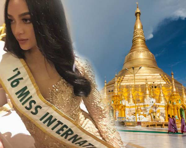 Kylie Verzosa's memorable visit to the Golden Land