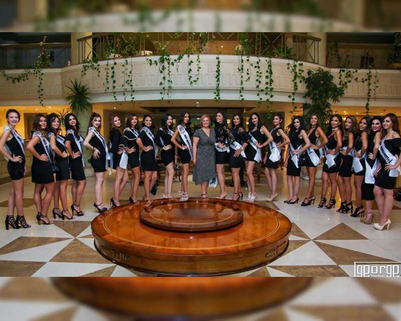 Meet the contestants of Miss Egypt World 2017