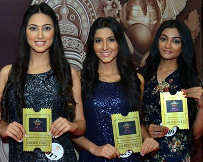 Curtains Up for the Jammu Finalists of Femina Miss India 2017