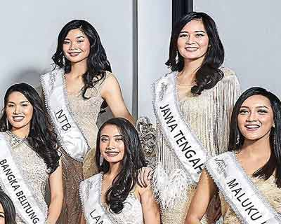 Miss Indonesia 2020 Live Stream and Updates