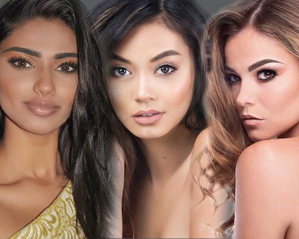 Miss World America 2018 Top 3 Finalists revealed