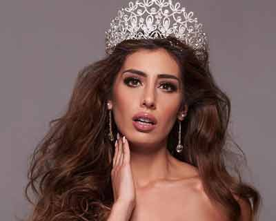 Valentina Benavente to represent Chile at Miss Grand International 2020