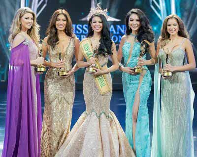 Miss Grand International 2016 Question and Answer Competition