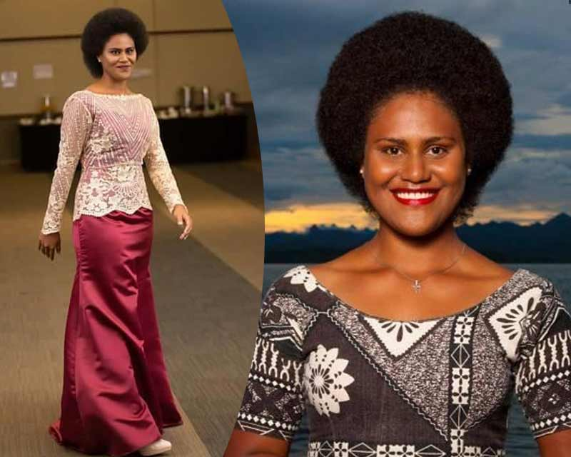 Nanise Rainima to begin her ambassadorial duties for Fiji Airways and Tourism